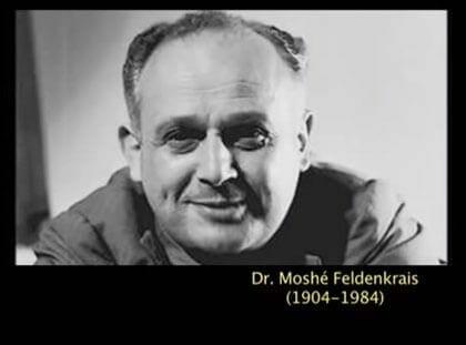 Moshe Feldenkrais 1904-1984