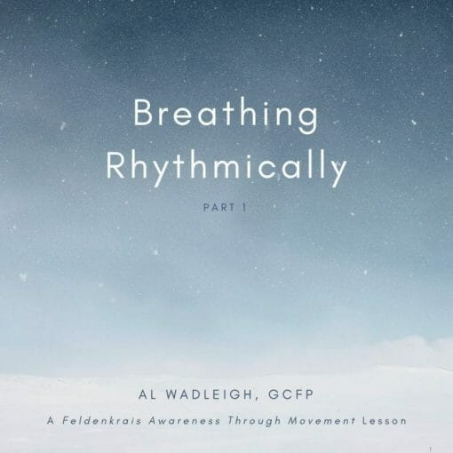 A lesson about breathing