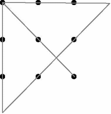 9 dot solution