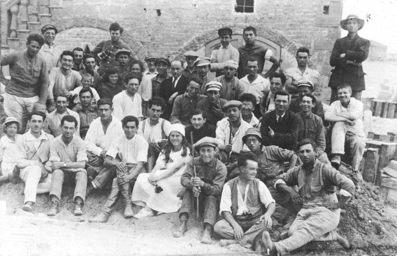 Feldenkrais with the Hagana
