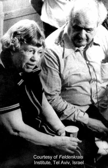 Feldenkrais with Margaret Mead
