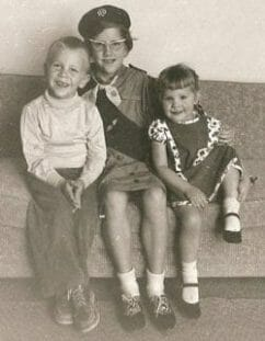 Al with Sisters