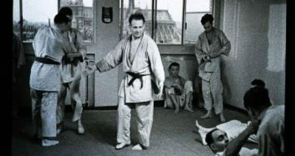 (Moshe Feldenkrais teaches Judo – Paris 1938, Notre-Dame view from the Dojo's window)
