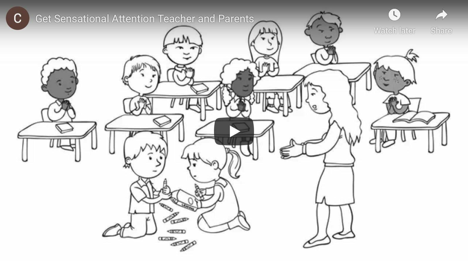 Get Sensational Attention Video