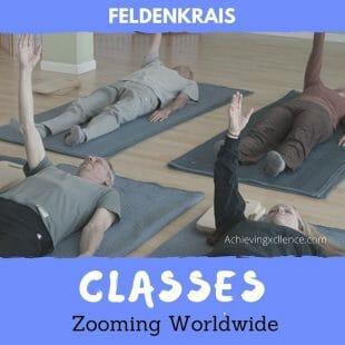 Feldenkrais Zoom Classes