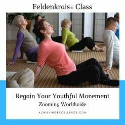 Feldenkrais Class at the Longmont Senior Center